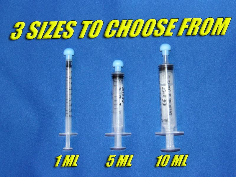 Oil Syringes