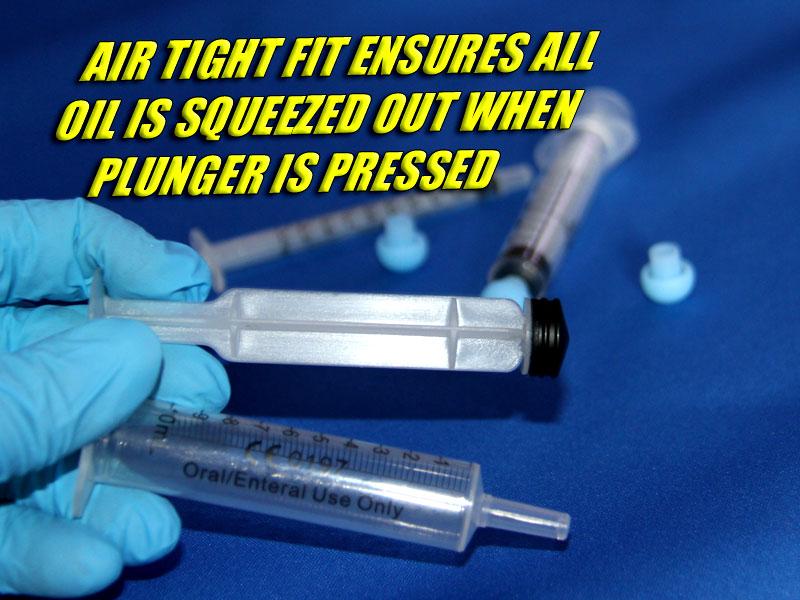 Oil Syringe