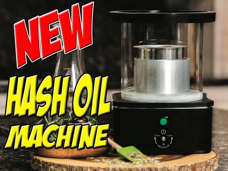 Hash Oil Machine