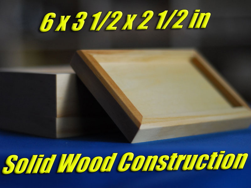 Keif Wooden Box