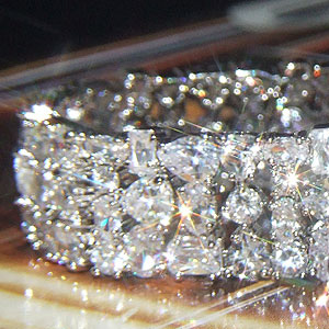 3f3a0ea2b273a Fake Diamond Bracelets