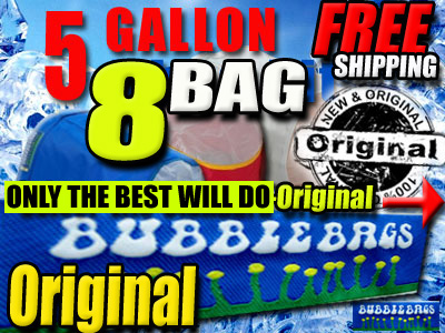1 gallon bubble bags instructions