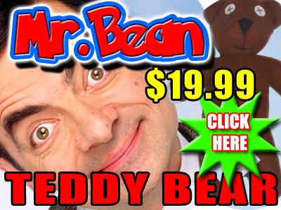 Bean Teddy Bear Image