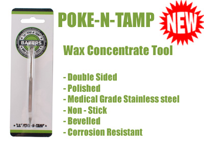 Wax Concentrate Tool | Poke-n-Tamp
