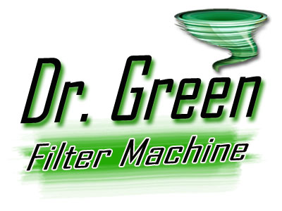 Dr.Green Bubble Filter Machine