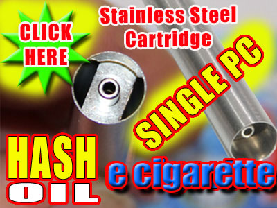 Hash Oil Atomizer