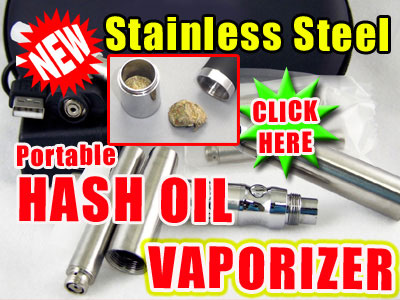 Hash Oil Vaporizer Kit