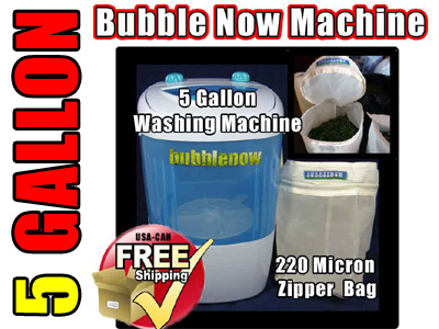 Original Bubble Now Washing Machine