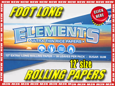 Foot Long Rolling Papers